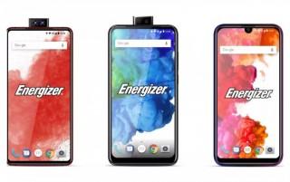 Energizer Bakal Rilis Ponsel Berdaya 18.000 mAh di MWC 2019