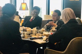 Pengusaha Indonesia Ditantang Berani Ekspor