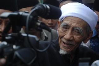 PPP Bantah Mbah Moen Doakan Prabowo Jadi Presiden
