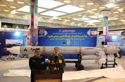 Iran Tes Misil Jarak Jauh, Mampu Capai Israel