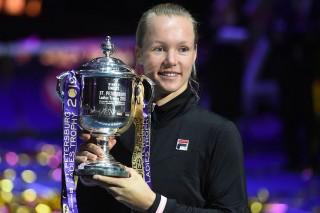 Kiki Bertens Juara St Petersburg Ladies