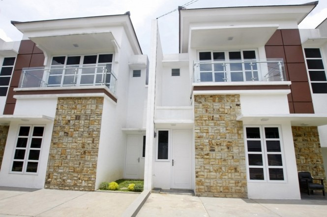 Ilustrasi rumah, MI - Bary Fathahilah