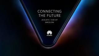 Akhir Bulan, Huawei Rilis Ponsel Lipat
