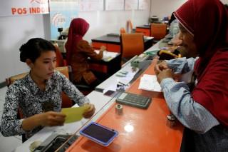 Pos Indonesia Cairkan Gaji Pegawai Hari Ini