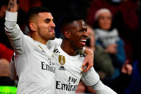 Madrid Tekuk Alaves 3-0