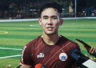 Ryuji Enggan Pikirkan Rekor Minor Persija dari Home United