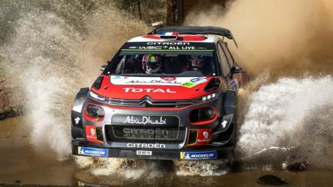 FIA Dorong WRC ke Reli Mobil Listrik pada 2022