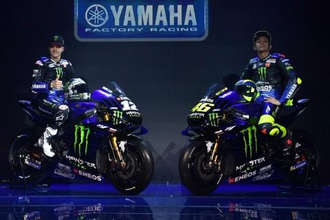 Valentino Rossi dan Maverick Vinales Pamer Motor Anyar di Jakarta
