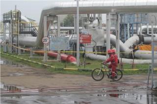 Penyebab Kebakaran Area Pertamina EP Balongan Masih Diselidiki