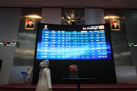 Rupiah Melemah, IHSG Terpeleset ke 6.481