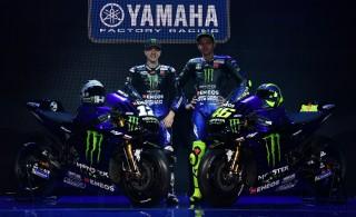 Komentar Rossi dan Vinales Soal Motor Baru Yamaha