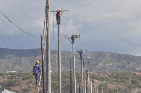 Pascabencana, Pencurian Kabel Listrik Marak di Palu