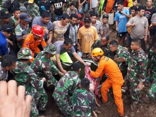 Pencarian Korban Bencana di Gowa Dihentikan
