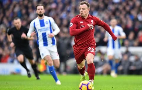 Shaqiri: Liverpool Bukan Robot