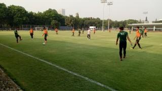 Persiapan Akhir Timnas U-22 Jelang Lawan Bhayangkara FC