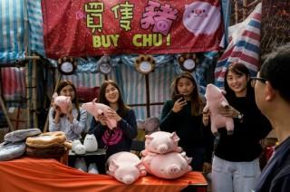 Komunitas Tionghoa di Seluruh Dunia Merayakan Imlek
