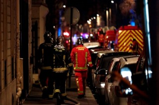 Tujuh Orang Tewas dalam Kebakaran Gedung di Paris