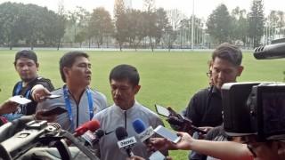Indra Sjafri Enggan Buru-buru Coret Pemain Timnas U-22