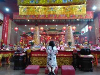 Belajar Budaya Tionghoa di Klenteng Xian Ma