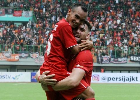 Persija Jakarta Permalukan Home United