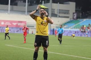 Simic Dedikasikan Gol untuk Mantan Kiper Persija