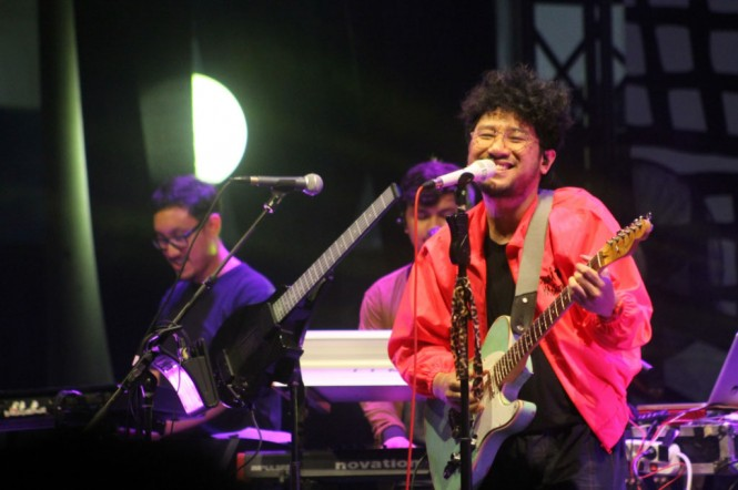 Kunto Aji (Foto: Medcom.id/Purba Wirastama)