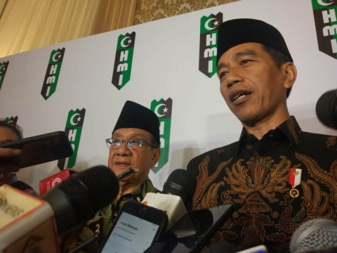 Jokowi Committed to Continue His Infrastructure Push