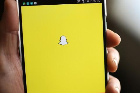 Jumlah Pengguna Snapchat Stabil, Penghasilan Snap Naik