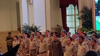 Pembagian Sertifikat Langsung Strategi Menyemangati Kementerian ATR