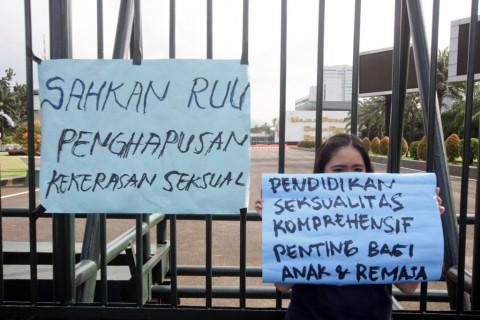 Korban Kekerasan Seksual Minim Perlindungan