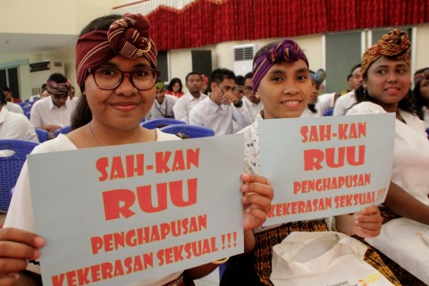 RUU PKS Tak Akan Bertentangan dengan Agama