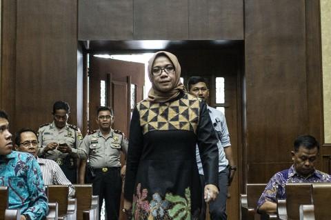 Suap PLTU Riau-1, Eni Saragih Dituntut 8 Tahun Bui