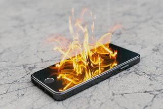 Smartphone Pegawai Diskominfo Riau Meledak, Bagaimana Bisa?