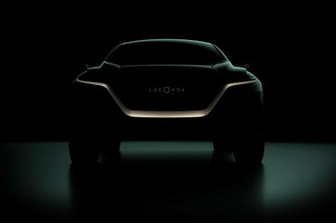 Mobil Konsep Aston Martin Lagonda, Tunggu Waktu Tepat