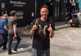 Vokalis Shaggydog Ingin Ada Riset Mendalam Sebelum RUU Permusikan Dibuat