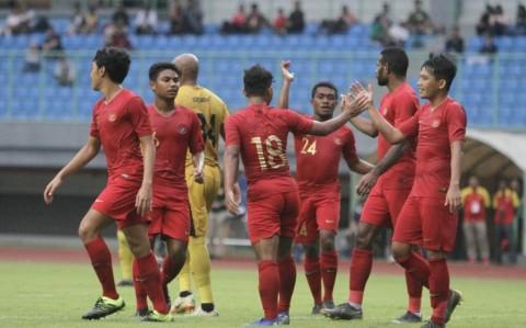 Sempat Unggul Dua Gol, Timnas U-22 Gagal Taklukkan Bhayangkara FC