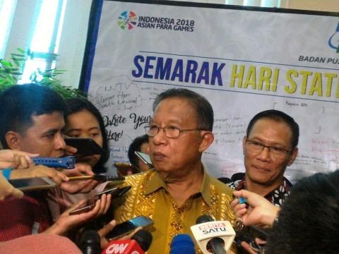 Menko Darmin: Pertumbuhan Ekonomi Indonesia Naik Konsisten