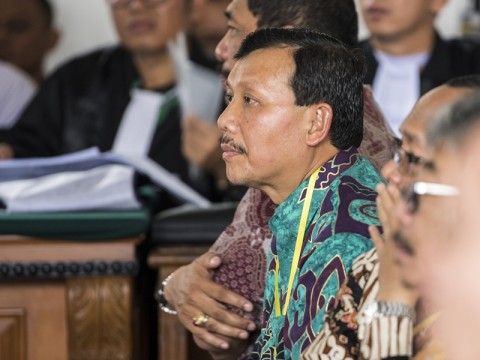 Hakim Geram Kesaksian Sekda Jabar Selalu Beda