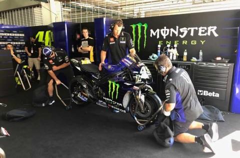 Rossi: Tim Balap MotoGP, Wajib Punya Banyak SDM