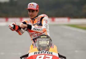 Cara Marquez Atasi Nyeri Bahu dan Jadi yang Tercepat di Sepang