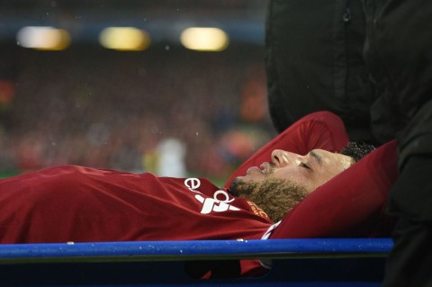 Oxlade-Chamberlain Belum Bisa Bantu Liverpool Hingga April