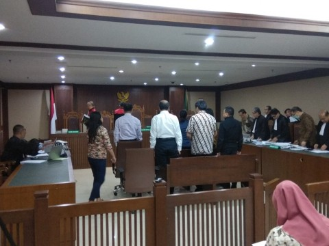Suap Legislator Kalteng untuk 'Bersihkan' Pemberitaan di Media