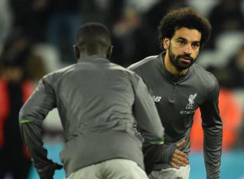 Mohamed Salah Jadi Korban Rasisme Pendukung West Ham