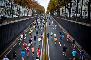 Kesalahan Pelari Pemula Maraton