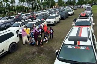 Dua Chapter Pajero Sport Family, Rayakan Ultah Bersama