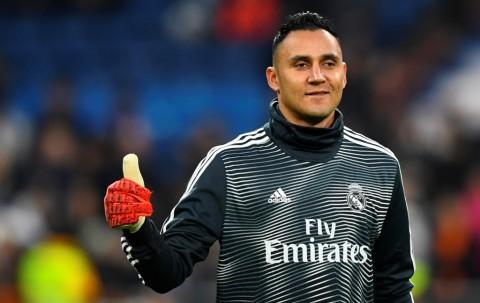Navas: Gol Tandang Menguntungkan Madrid