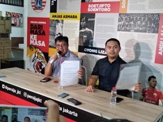 Gede: Pemegang Saham Persija Masih Didominasi PT Jakarta Indonesia Hebat