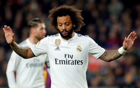 Marcelo 100 Persen Milik Real Madrid