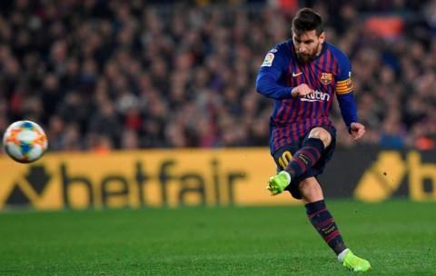 Valverde Ungkap Alasan Mainkan Messi pada Babak Kedua