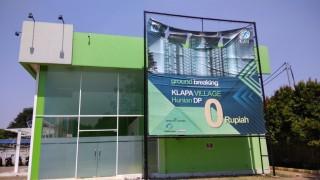 Proyek Hunian DP Rp0 Sudah 51,86 Persen